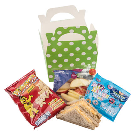 Ddd Party Food Bags 2017